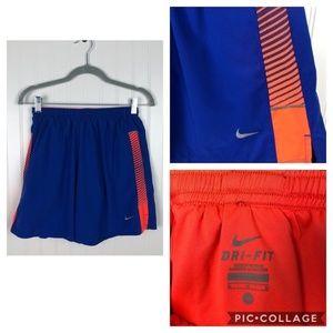3/$30 ~Nike~ Dri-Fit Blue/Orange Shorts